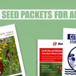 Custom Seed Packets
