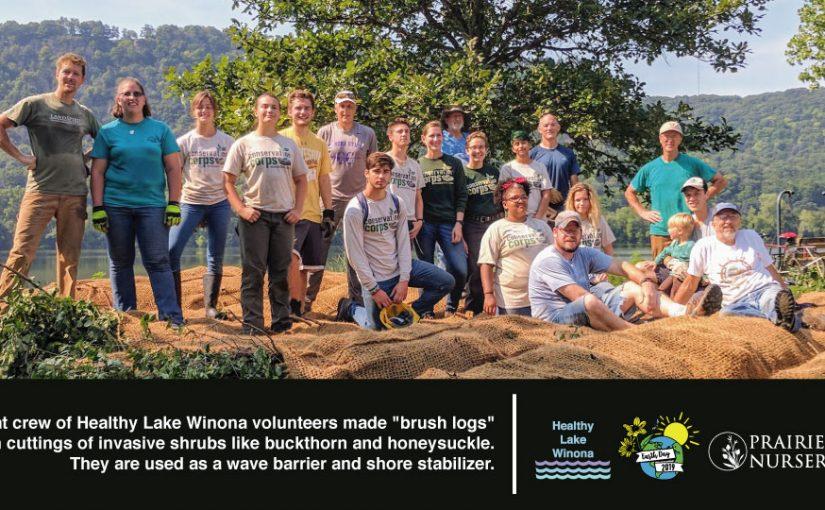 Earth Day 2019 – Healthy Lake Winona