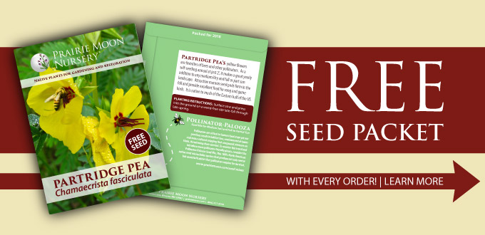Free Seed Packet With Every Order Learn More